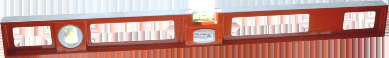 Richter 1080M40 Magnetic Spirit Level 1080-M Anodised Length 400 mm
